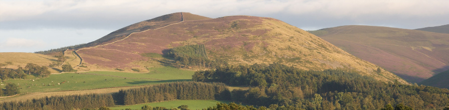 The Beautiful Scottish Borders
