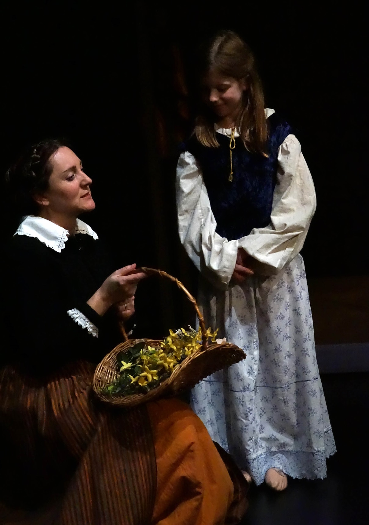 The Herbal Bed (2015) | Shakespeare at Traquair