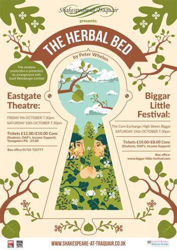 Herbal Bed Poster (2015)