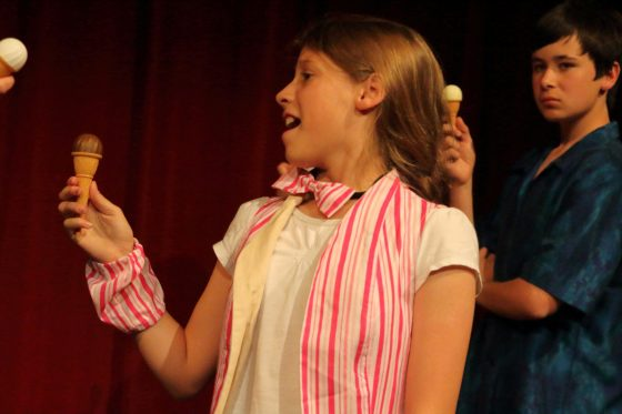 Ice cream wars in Romeo and Juliet!