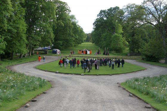 The Forest of Arden at Traquair