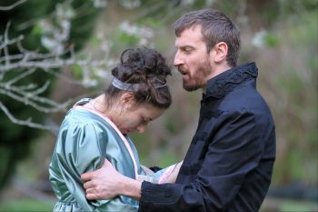 Hamlet and Ophelia (Hamlet 2015)