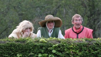 Sir Toby Belch and friends (Twelfth Night 2012)